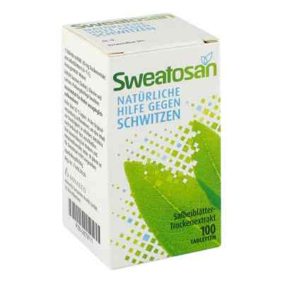 Sweatosan überzogene Tabletten  bei apotheke-online.de bestellen