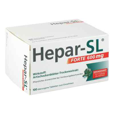 Hepar-SL forte 600mg  bei vitaapotheke.eu bestellen