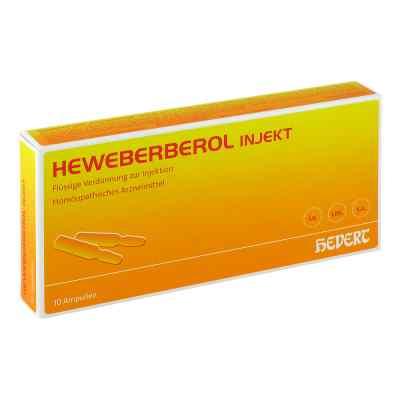 Heweberberol injekt Ampullen  bei apo.com bestellen