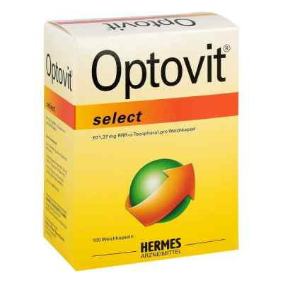 Optovit select 1.000 I.e. Kapseln  bei apo.com bestellen