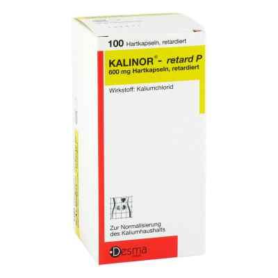 Kalinor retard P 600 mg Hartkapseln  bei apotheke-online.de bestellen