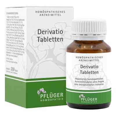 Derivatio Tabletten  bei apotheke-online.de bestellen