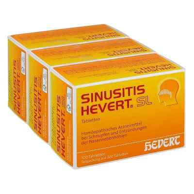 Sinusitis Hevert Sl Tabletten  bei vitaapotheke.eu bestellen