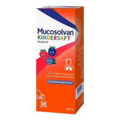 Mucosolvan Kindersaft 30mg/5ml  bei apo.com bestellen