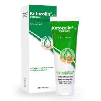 Ketozolin 2% Shampoo  bei apotheke-online.de bestellen