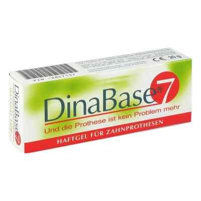 Dinabase 7 unterfütt.Haftmaterial für Zahnproth.  bei apotheke-online.de bestellen