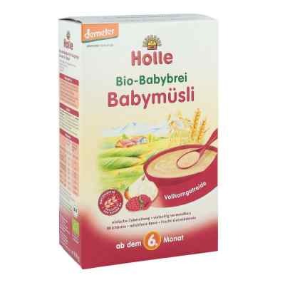 Holle Bio Babybrei Babymüsli  bei vitaapotheke.eu bestellen