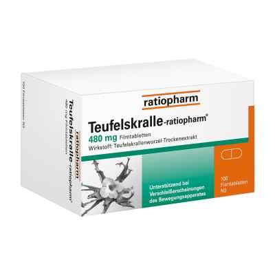 TEUFELSKRALLE-ratiopharm  bei vitaapotheke.eu bestellen