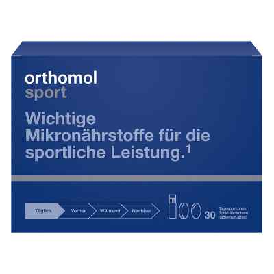 Orthomol Sport Trinkfläschchen  bei apotheke-online.de bestellen
