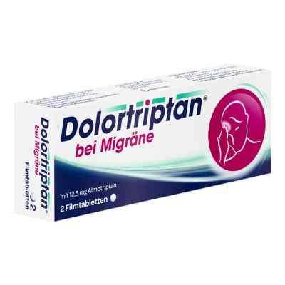 Dolortriptan bei Migräne  bei apotheke-online.de bestellen