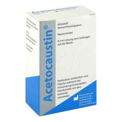 Acetocaustin Lösung  bei apo.com bestellen