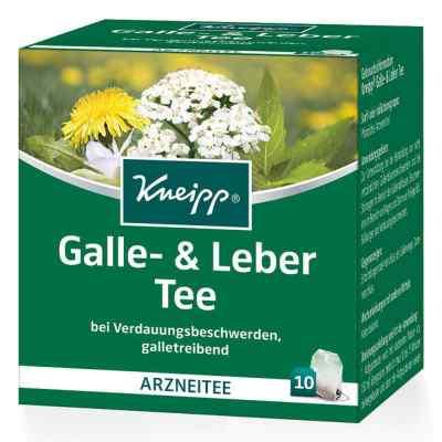 Kneipp Tee Galle und Leber Filterbeutel  bei apo.com bestellen