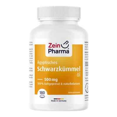 ägyptisches Schwarzkümmelöl Kapseln 500 mg  bei apo.com bestellen