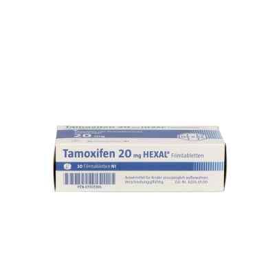 Tamoxifen 20 mg Hexal Filmtabletten  bei apo.com bestellen