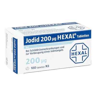Jodid 200μg HEXAL  bei apo.com bestellen