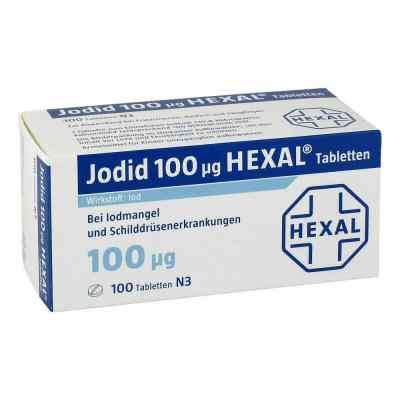 Jodid 100μg HEXAL  bei apotheke-online.de bestellen