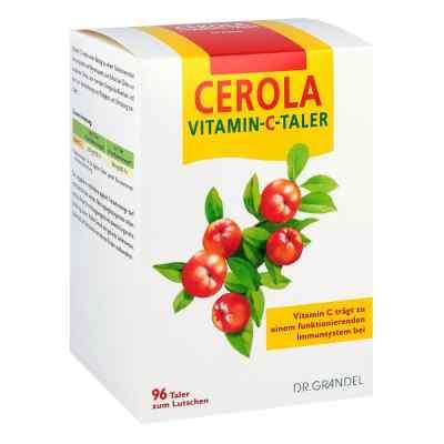 Cerola Vitamin C Taler Grandel  bei vitaapotheke.eu bestellen