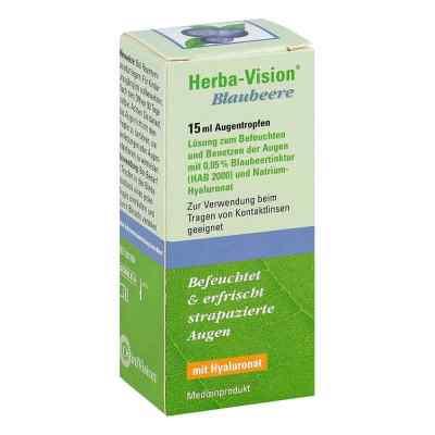 Herba-vision Blaubeere Augentropfen  bei apo.com bestellen