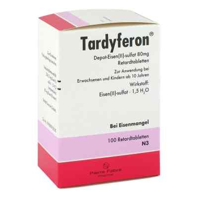 Tardyferon Depot-Eisen(II)-sulfat 80mg  bei apo.com bestellen