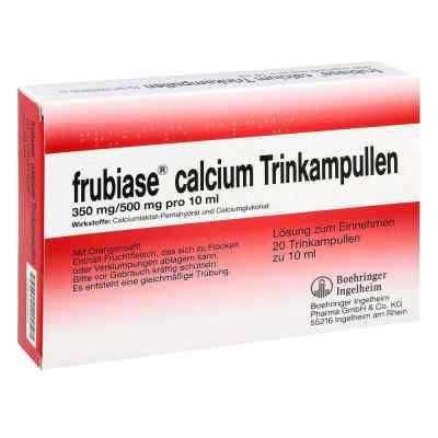 Frubiase Calcium 350mg/500mg  bei vitaapotheke.eu bestellen