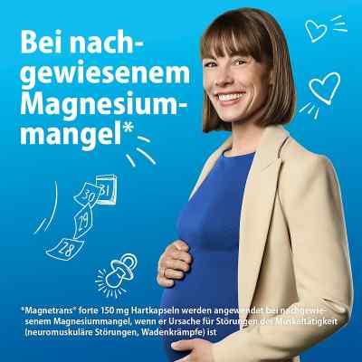 Magnetrans forte 150 mg Hartkapseln bei Magnesiummangel  bei apo.com bestellen