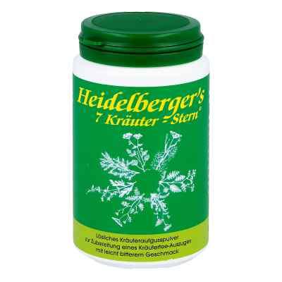 Heidelbergers 7 Kräuter Stern Tee  bei apotheke-online.de bestellen