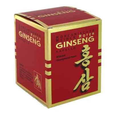 Koreanischer Reiner Roter Ginseng Kapseln 300mg  bei apo.com bestellen