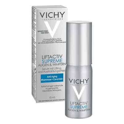 Vichy Liftactiv Serum 10 Augen & Wimpern Creme  bei vitaapotheke.eu bestellen