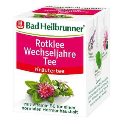 Bad Heilbrunner Tee Rotklee Wechseljahre Filterbtl  bei apo.com bestellen