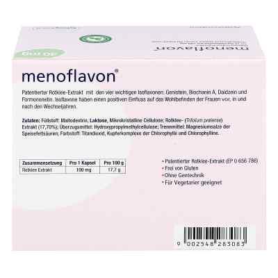 Menoflavon 40 mg Kapseln  bei apo.com bestellen