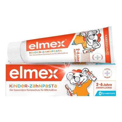 Elmex Kinderzahnpasta mit Faltschachtel  bei vitaapotheke.eu bestellen