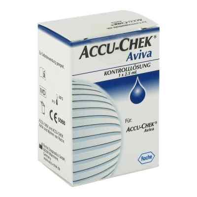 Accu Chek Aviva Kontroll Lösung  bei apo.com bestellen