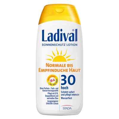Ladival norm.bis empfindl.Haut Lotion Lsf 30  bei apotheke-online.de bestellen