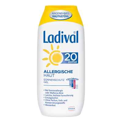 Ladival allergische Haut Gel Lsf 20  bei vitaapotheke.eu bestellen