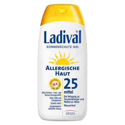 Ladival allergische Haut Gel Lsf 25  bei apotheke-online.de bestellen