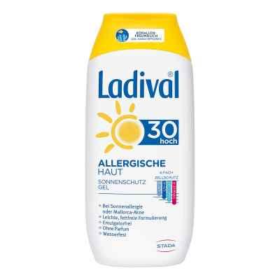 Ladival allergische Haut Gel Lsf 30  bei apo.com bestellen