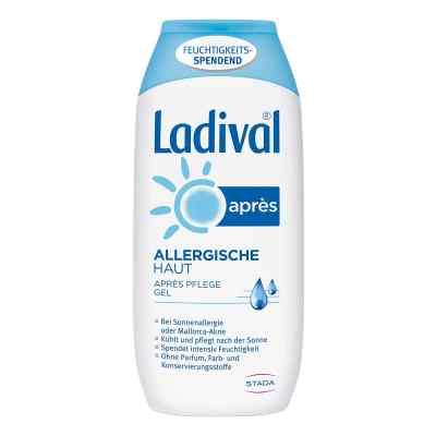 Ladival allergische Haut Apres Gel  bei apo.com bestellen