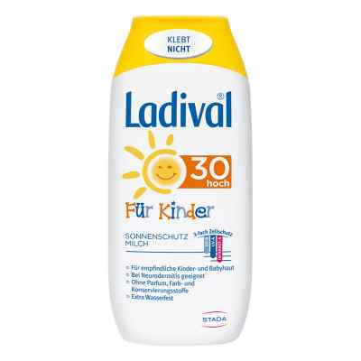 Ladival Kinder Sonnenmilch Lsf 30  bei apo.com bestellen