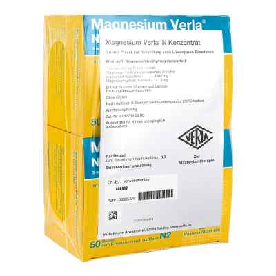 Magnesium Verla N Konzentrat  bei apo.com bestellen