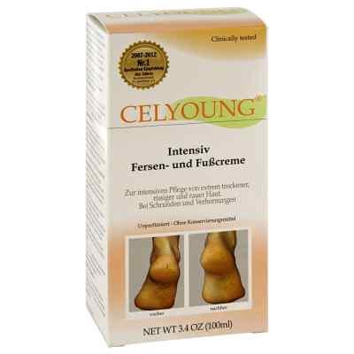 Celyoung Intensiv Fersen- und Fusscreme  bei apo.com bestellen