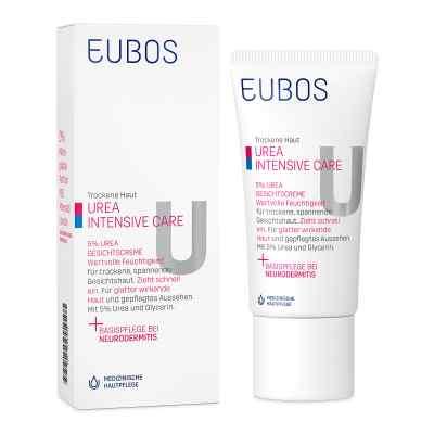 Eubos Trockene Haut Urea 5% Gesichtscreme  bei apo.com bestellen