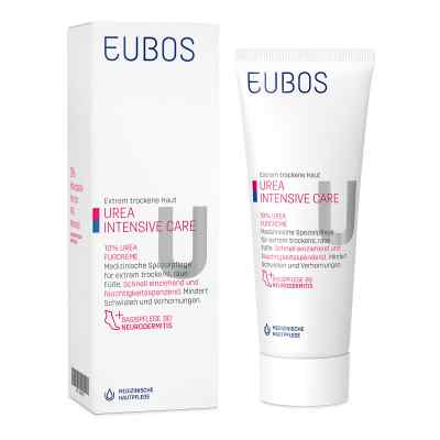 Eubos Trockene Haut Urea 10% Fusscreme  bei vitaapotheke.eu bestellen