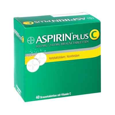 Aspirin plus C Brausetabletten  bei apo.com bestellen