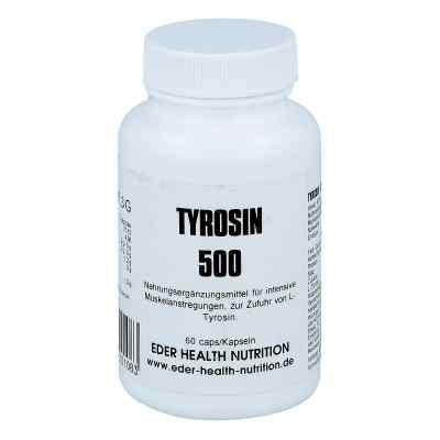 Tyrosin 500 Kapseln  bei apotheke-online.de bestellen