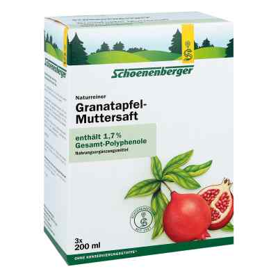 Granatapfel Muttersaft Schoenenberger Heilpfl.s.  bei apo.com bestellen