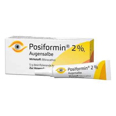 Posiformin 2% Augensalbe  bei apotheke-online.de bestellen