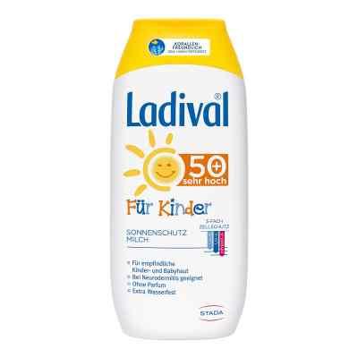 Ladival Kinder Sonnenmilch Lsf 50+  bei apotheke-online.de bestellen