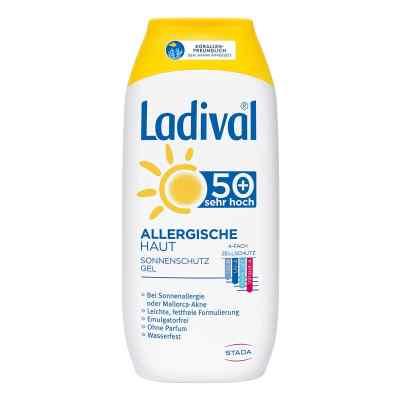 Ladival allergische Haut Gel Lsf 50+  bei apotheke-online.de bestellen