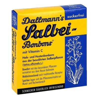 Dallmann's Salbeibonbons zuckerfrei  bei apotheke-online.de bestellen