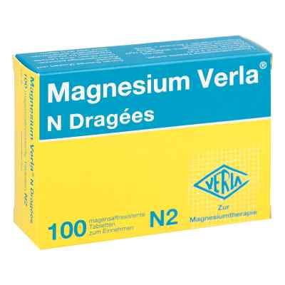 Magnesium Verla N Dragees  bei apo.com bestellen